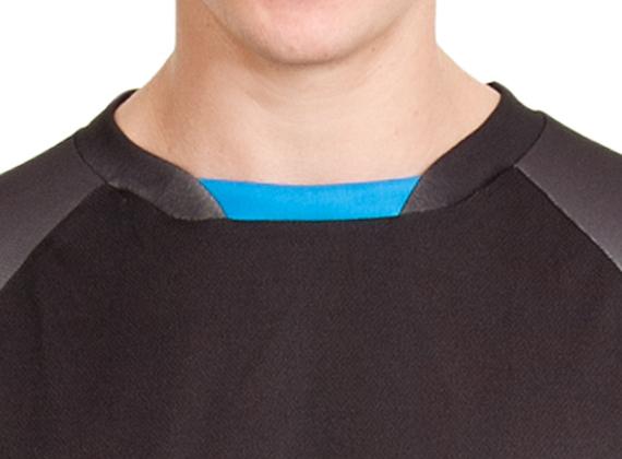 Round Collar Shirt Womens